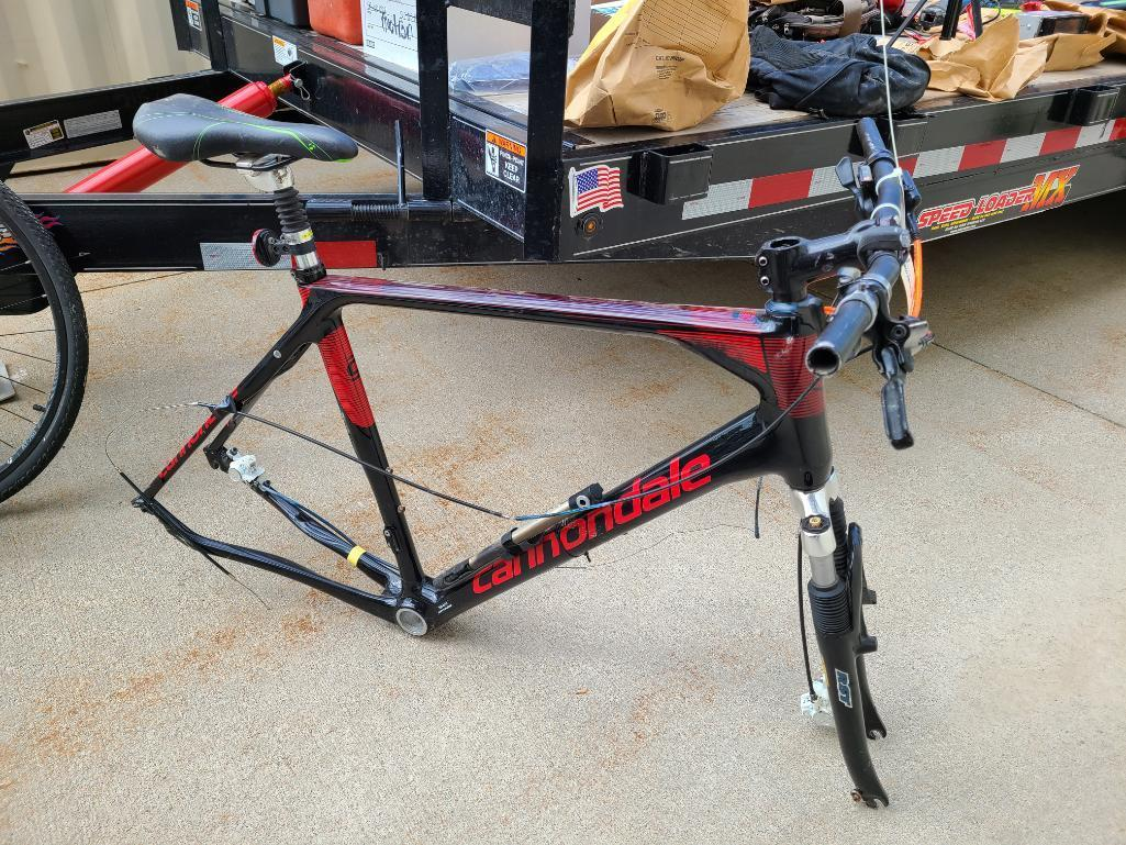 cannondale-iso-4210-si-system-integration-w-seat-no-crank-2-sets-rims-tires-rst-shocks