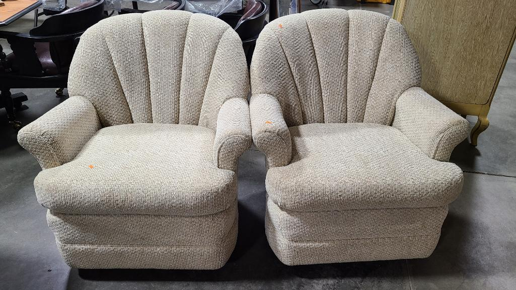 lot-of-2-overstuffed-swivel-chairs-by-best-chairs-clean-w-lilly-fabric-protection