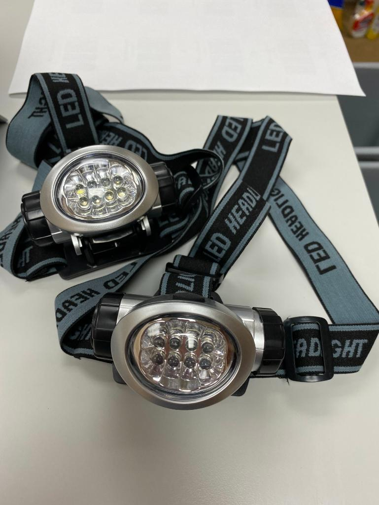 everbrite-led-headlamps-lot-of-2