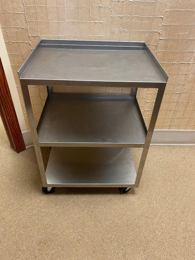stainless-steel-nsf-utility-cart-3-shelves-casters-29in-x-21in-x-17in