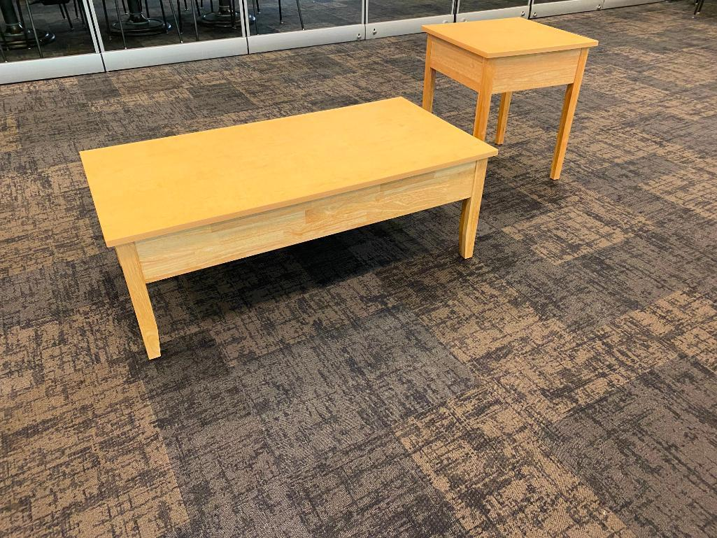 solid-wood-coffee-table-and-end-table-university-loft-co-48in-x-24in-x-17in-h-21in-x-21in-x-24in
