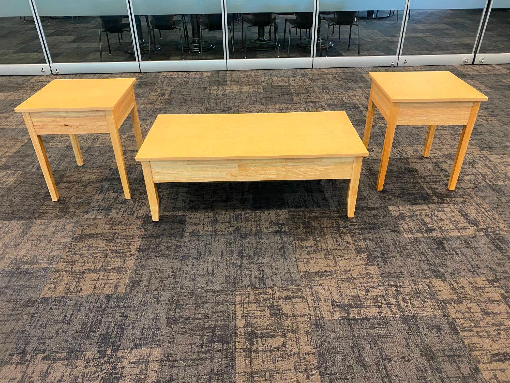 solid-wood-coffee-table-and-two-end-tables-university-loft-co-48in-x-24in-x-17in-h-21in-x-21in-x-24in