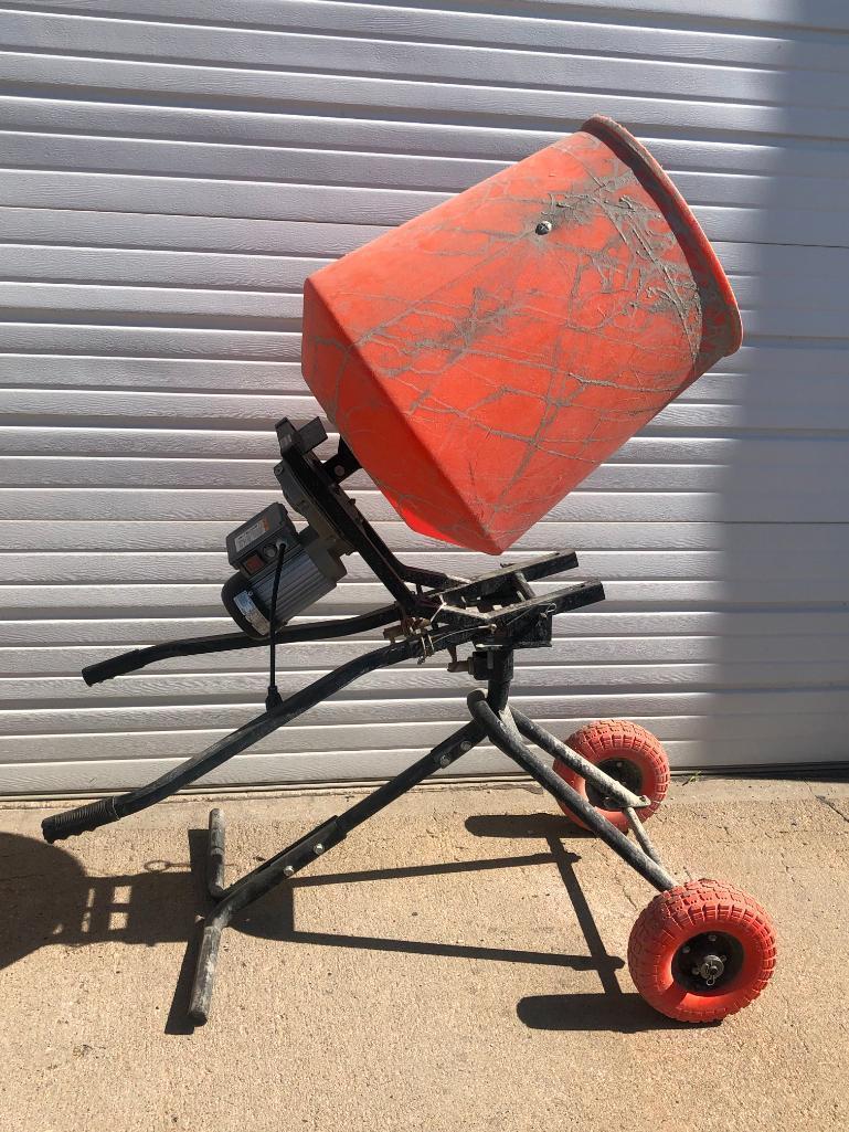 kushlan-pedestal-cement-mixer-3-5-cu-ft-115v-3-4hp