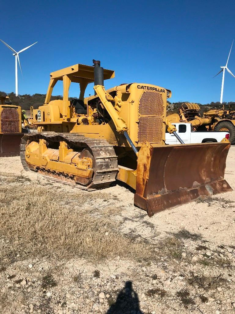 CAT D9G CRAWLER TRACTOR SN:66A5831 Powered By Cat