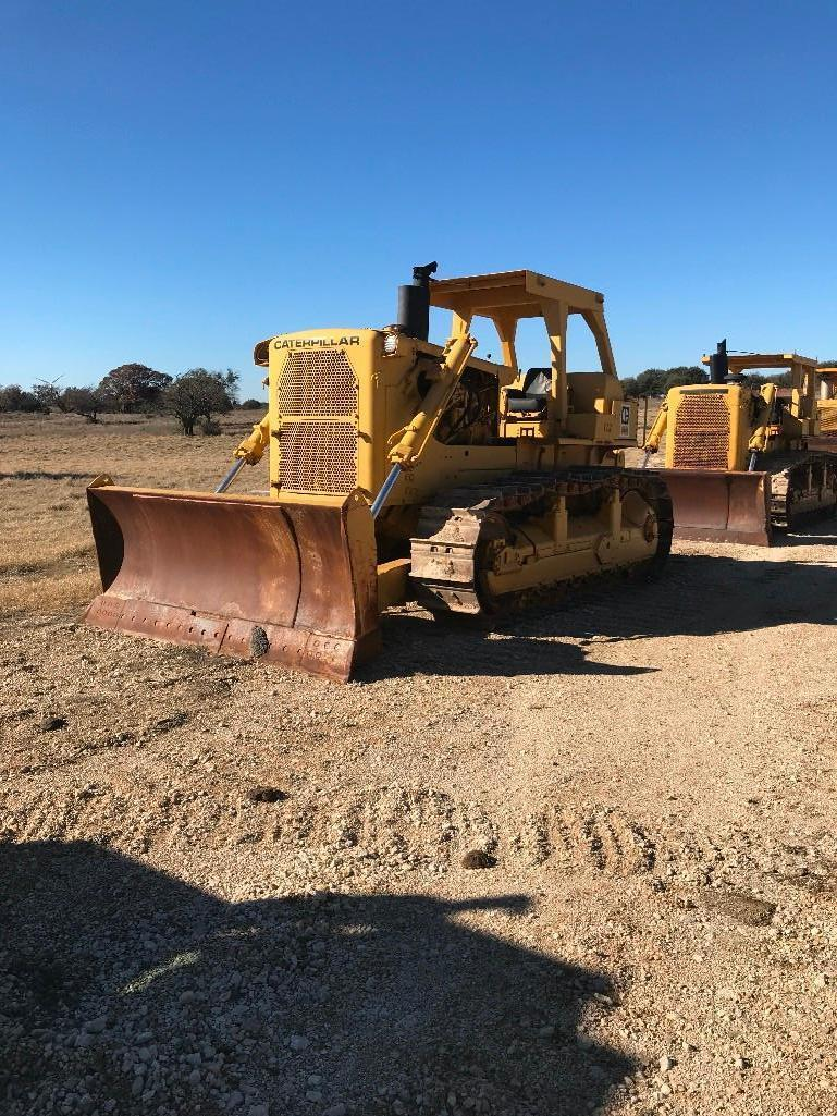 CAT D9G CRAWLER TRACTOR SN:66A5297 Powered By Cat