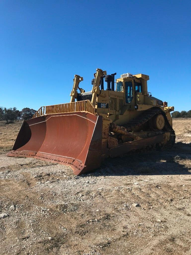 CAT D11NCRAWLER TRACTOR SN:74Z989 Powered By Cat