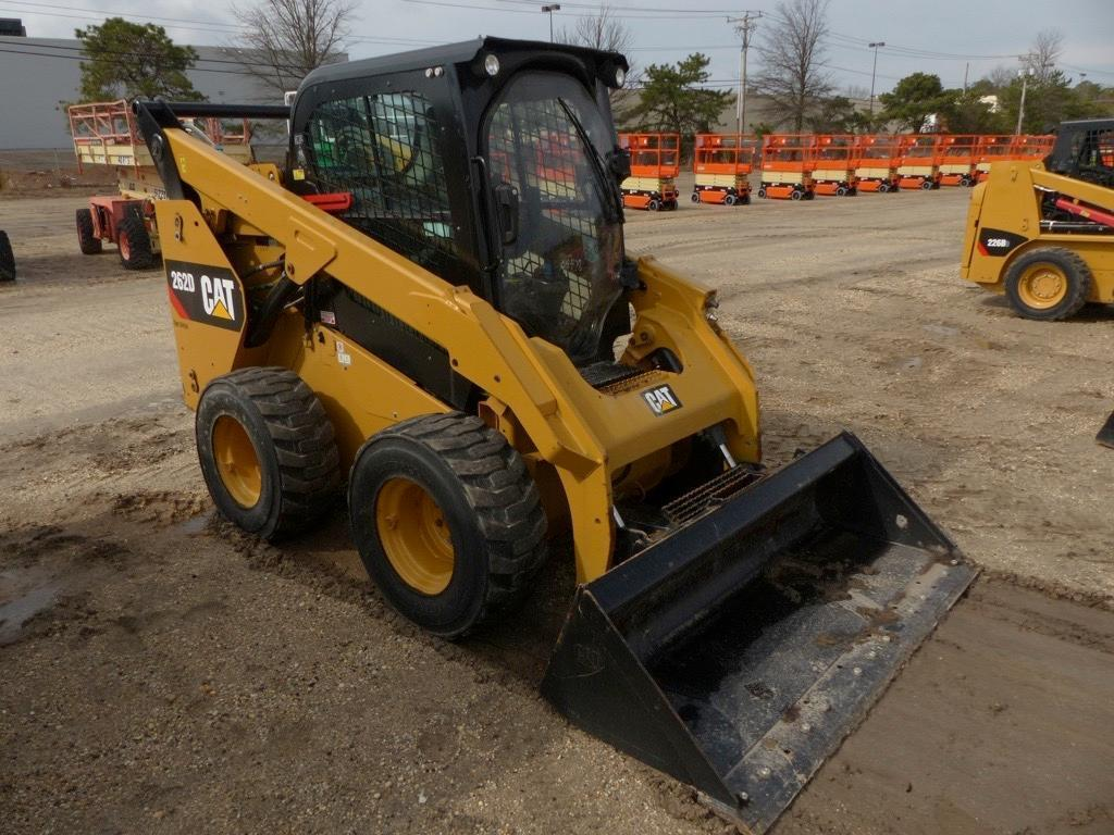2016 CAT 262D SKID STEER SN:DTB04469 Powered By Cat