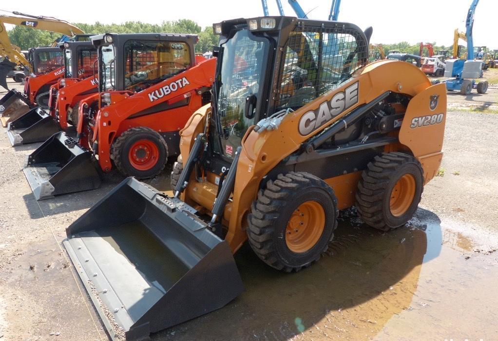 2017 CASE SV280 SKID STEER SN:LGM422532 Powered By