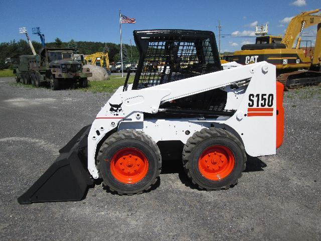 2008 BOBCAT S150 SKID STEER SN:529715242 Powered By