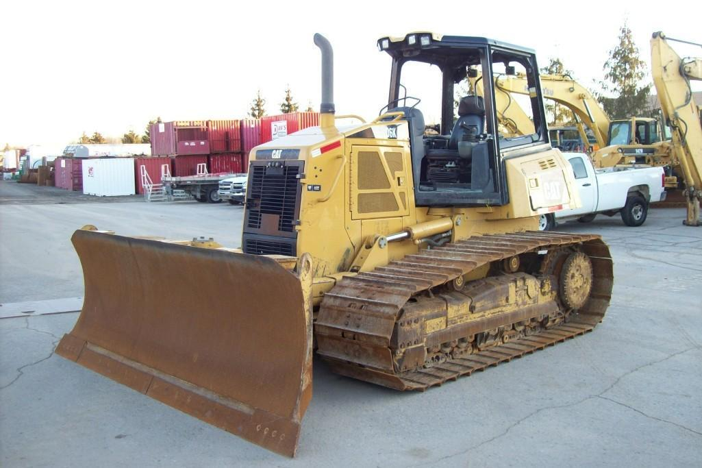 2012 CAT D6KLGP CRAWLER TRACTOR SN:DHA02056 Powered By