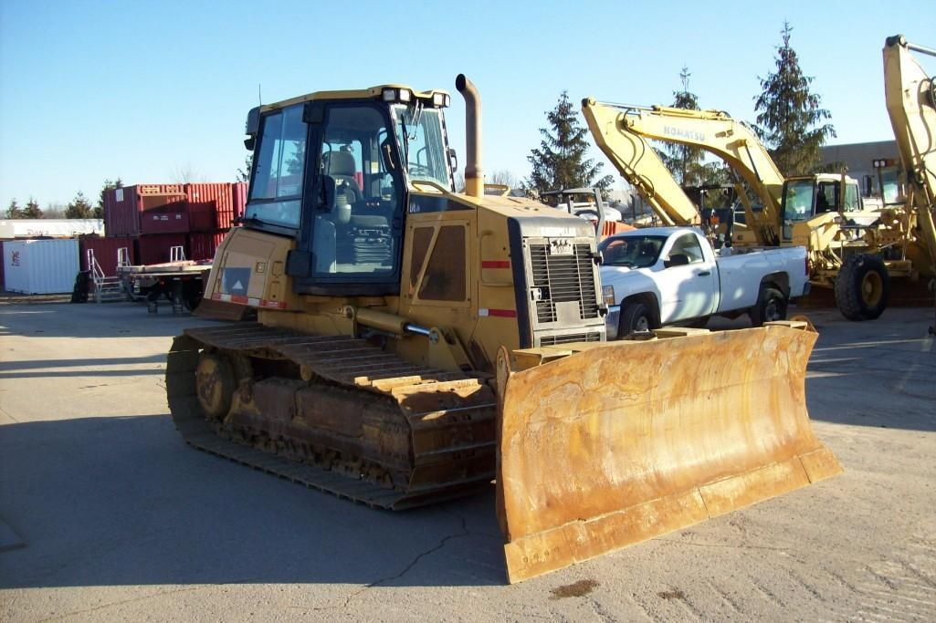 2007 CAT D6KLGP CRAWLER TRACTOR SN:DHA00288 Powered By