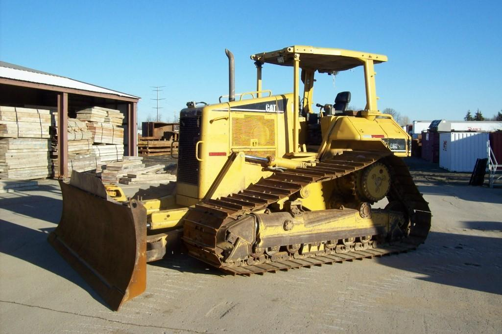 2007 CAT D6NLGP CRAWLER TRACTOR SN:ALY03100 Powered By