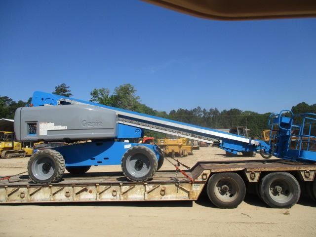 2007 GENIE S60 BOOM LIFT SN:15727 4x4 Powered By