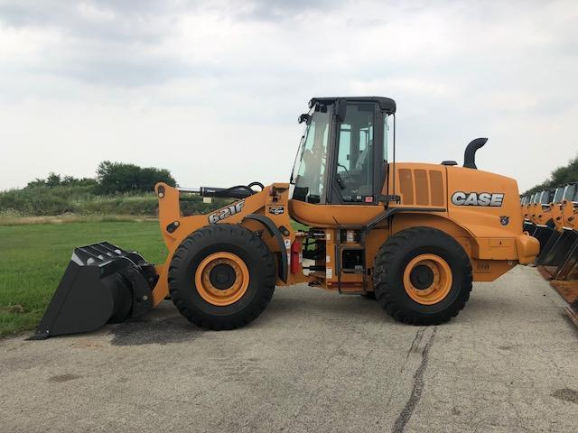 2017 CASE 621F RUBBER TIRED LOADER SN:NGF236156