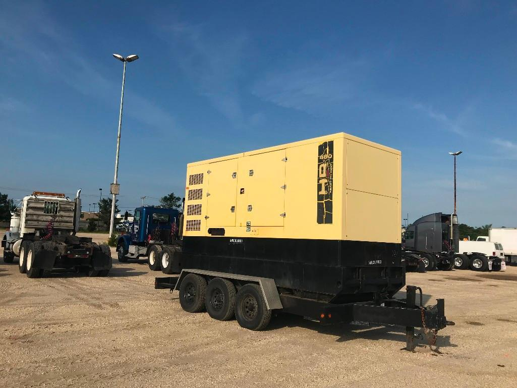 2011 HIMOINSA HRJW-460 GENERATOR Powered By Diesel