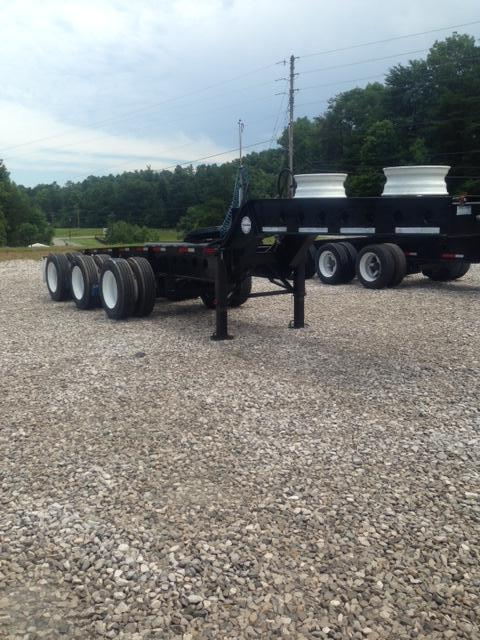 FONTAINE TRIAXLE JEEP TRAILER JEEP VN:597708 Used Only