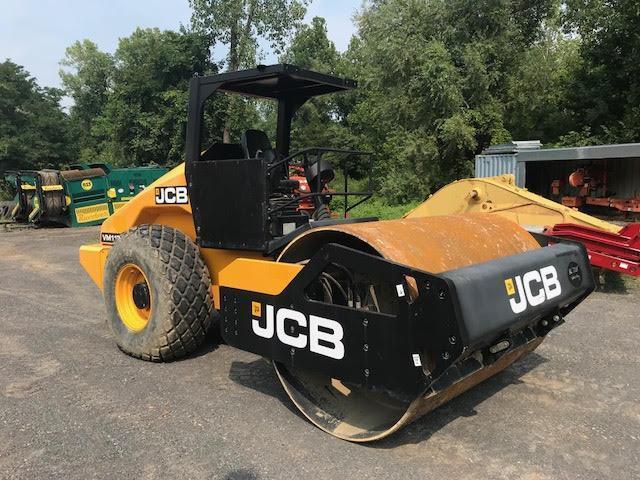 NEW JCB VM117D VIBRATORY ROLLER Powered By Diesel