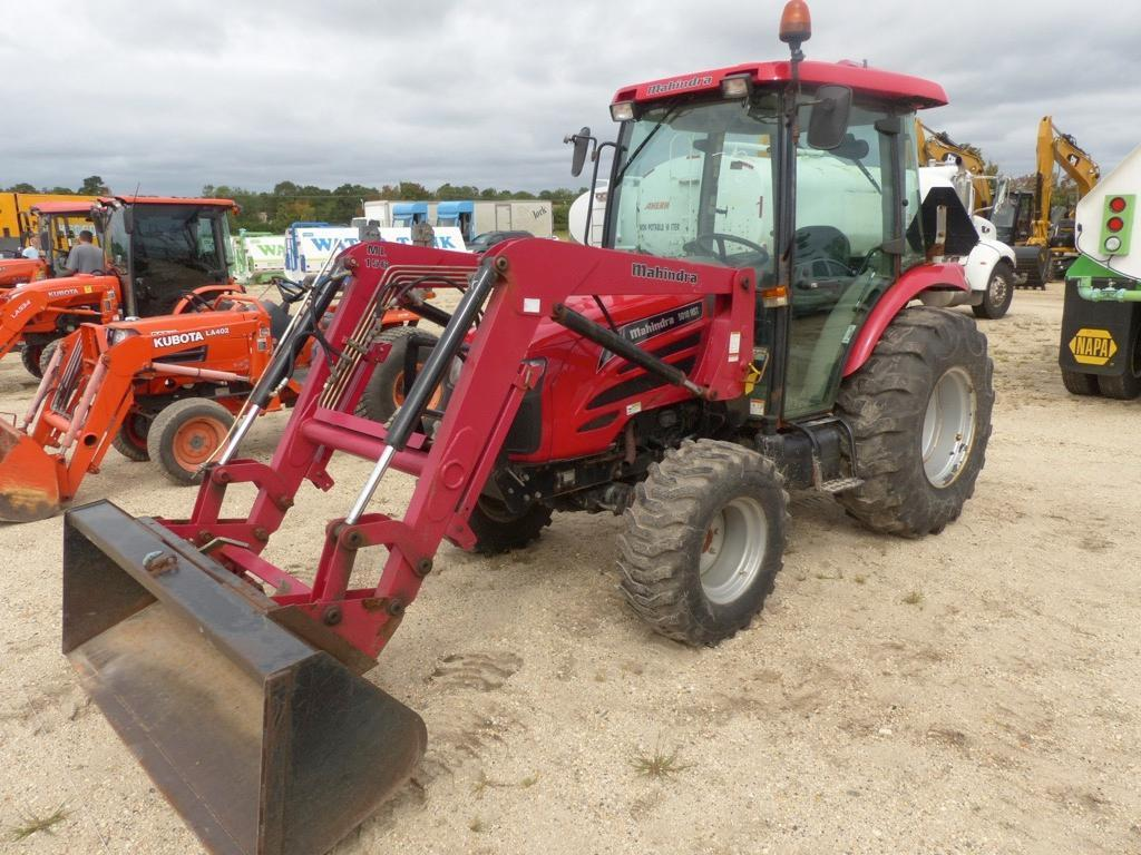 MAHINDRA 5010 TRACTOR LOADER SN:F00928 4x4 Powered By
