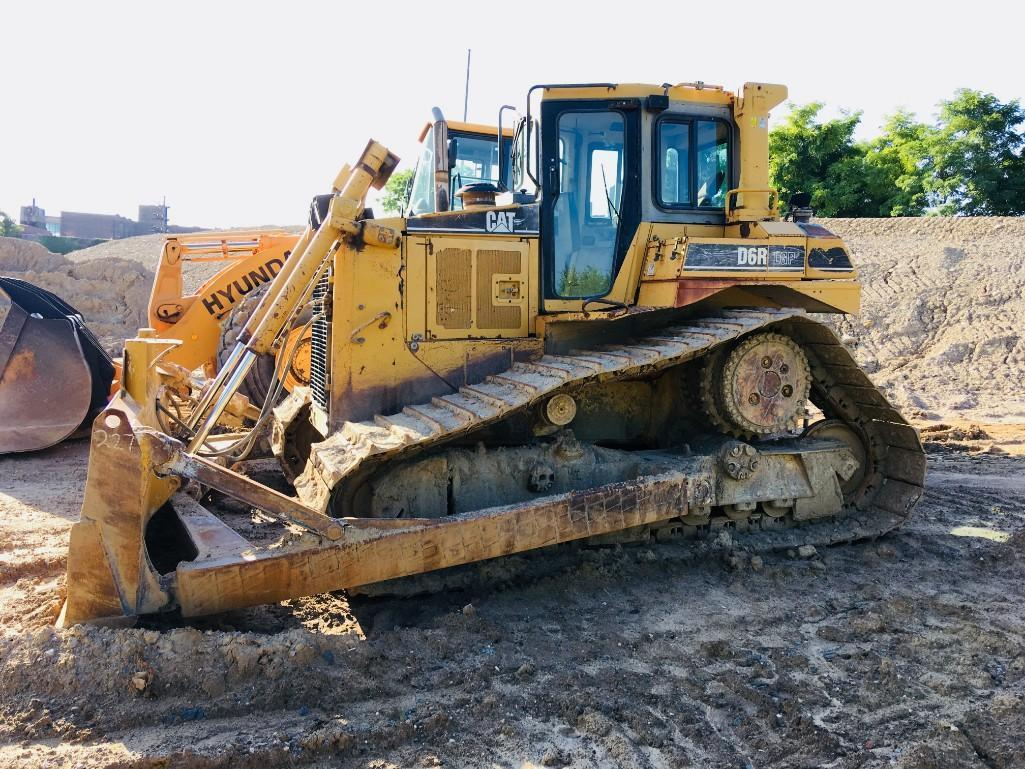 CAT D6RLGP CRAWLER TRACTOR SN:9PN01013 Powered By