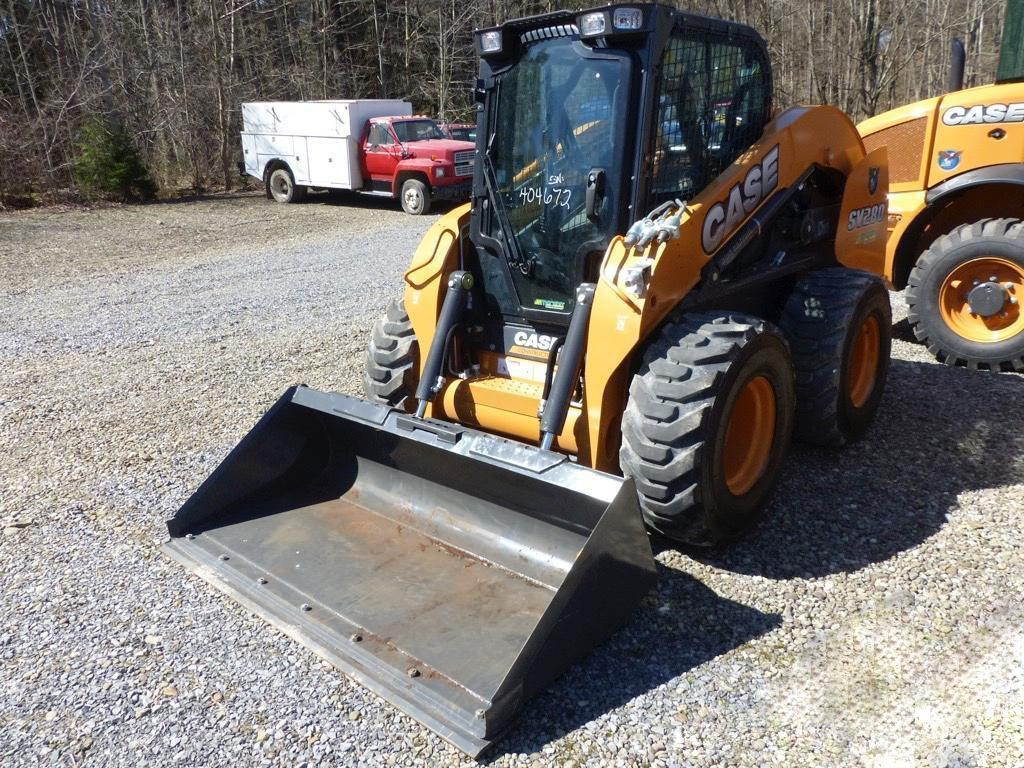 2017 CASE SV280 SKID STEER SN:VGM423205 Powered By