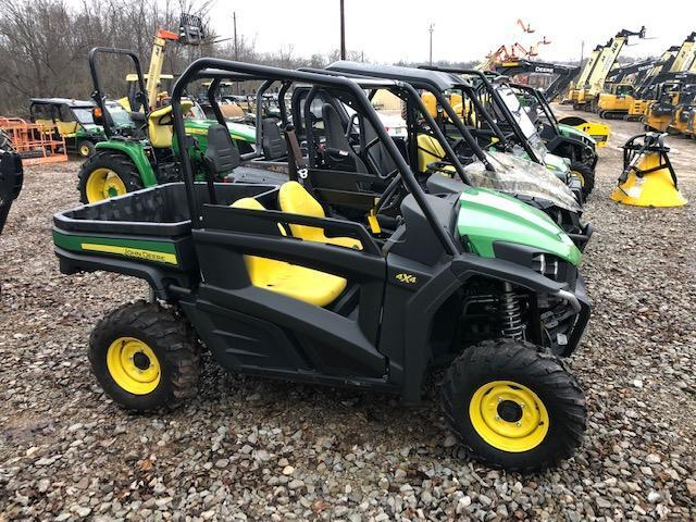 2018 JOHN DEERE RSX860E UTILITY VEHICLE 4x4 Powered By