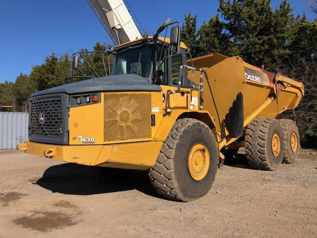 2013 JOHN DEERE 460E ARTICULATED HAUL TRUCK SN:648223