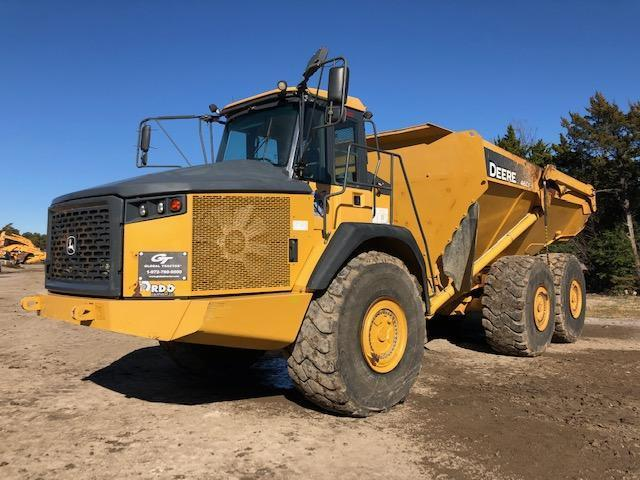 2013 JOHN DEERE 460E ARTICULATED HAUL TRUCK SN:649394