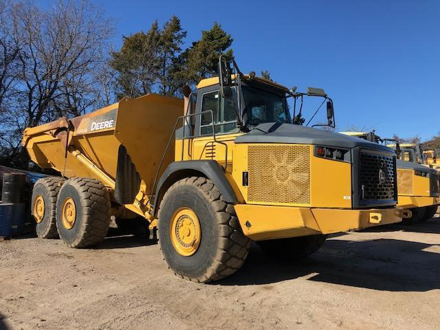 2013 JOHN DEERE 460E ARTICULATED HAUL TRUCK SN:649424