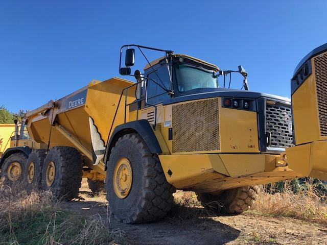 2014 JOHN DEERE 460E ARTICULATED HAUL TRUCK SN:658009