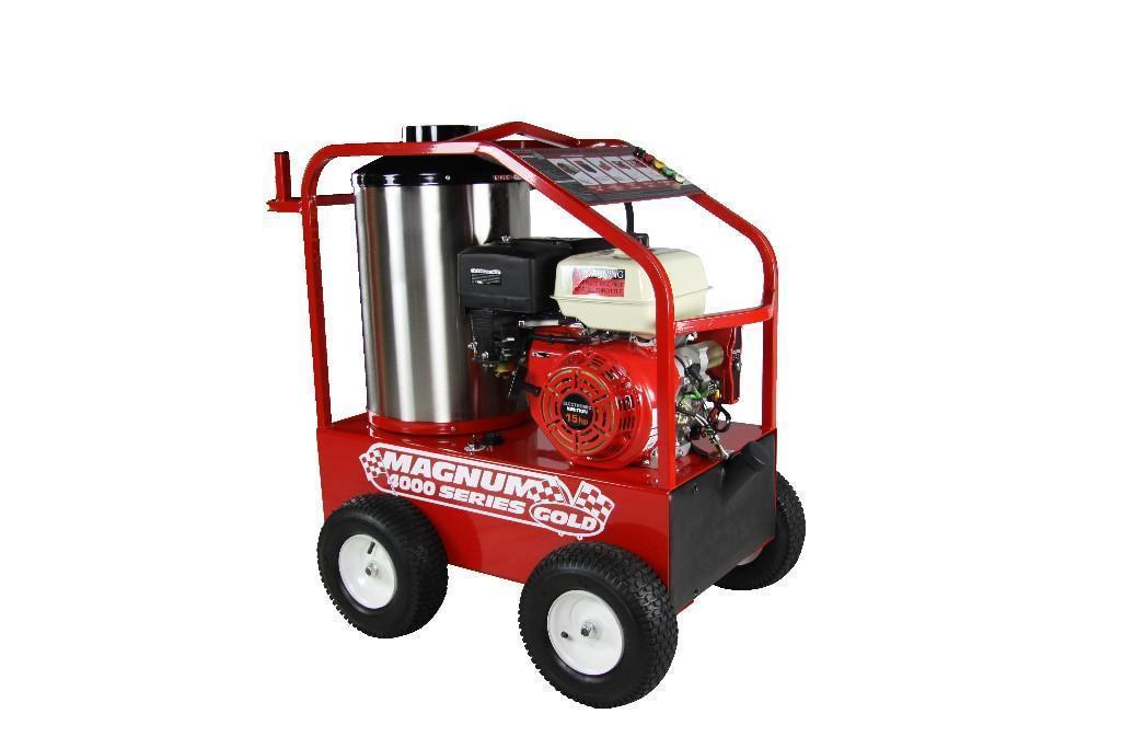 NEW EASY KLEEN MAGNUM GOLD PRESSURE WASHER Powered By