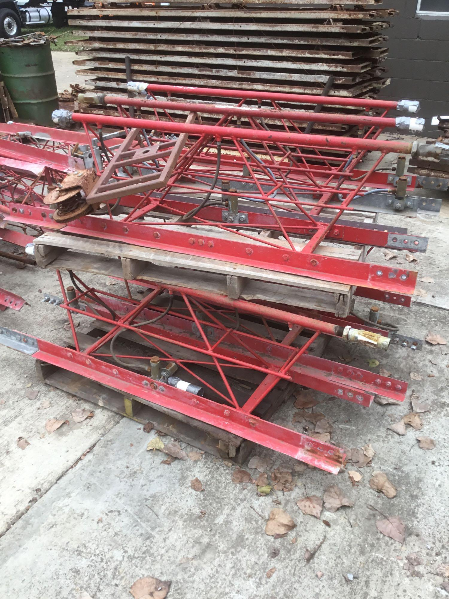 53FT. CONCRETE SCREED CONCRETE EQUIPMENT Powered By