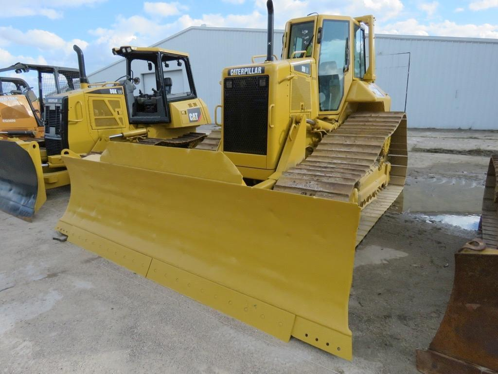 2006 CAT D6NLGP CRAWLER TRACTOR SN:ALY02308 Powered By