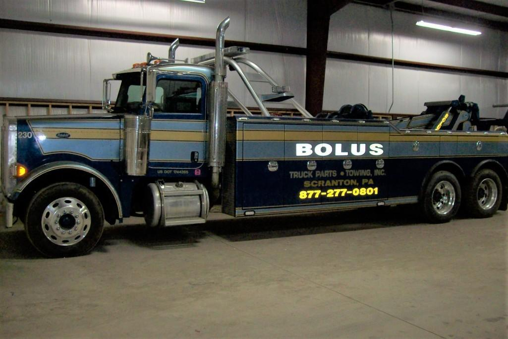 2006 PETERBILT 379 WRECKER (TOW) TRUCK VN:644230
