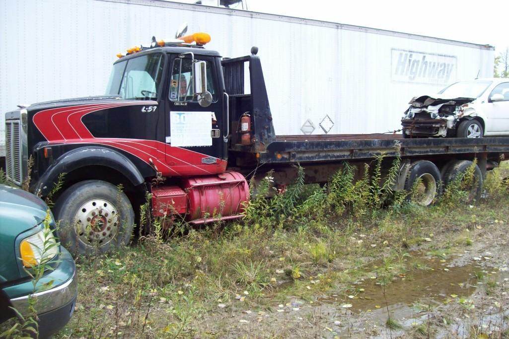 1979 AUTOCAR ROLLBACK TRUCK VN:036130 Powered By Cat