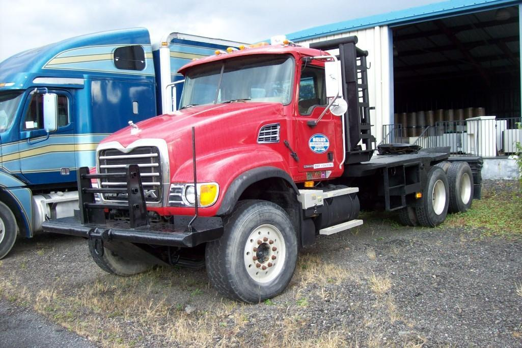 2005 MACK CV713 TRUCK TRACTOR VN:025419 Powered By