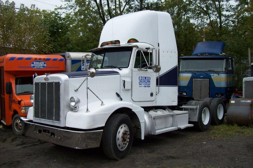 1996 PETERBILT 377 TRUCK TRACTOR VN:410369 Powered By