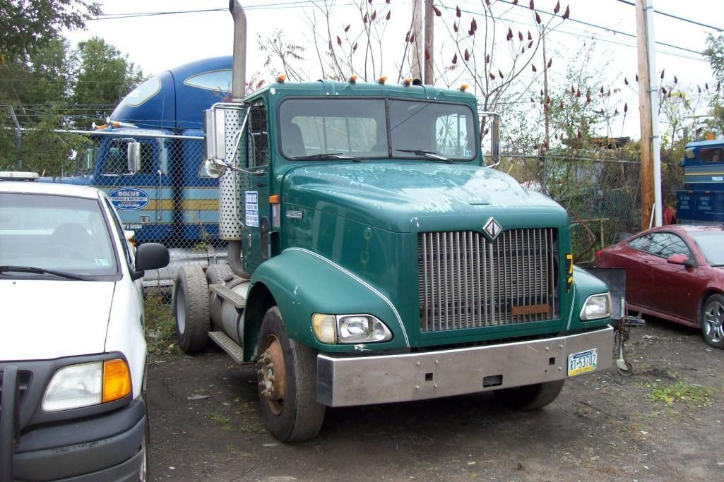 1997 INTERNATIONAL 9200 TRUCK TRACTOR VN:028639