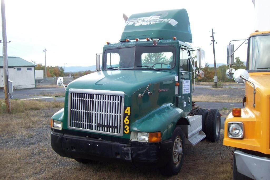 1995 INTERNATIONAL 9200 TRUCK TRACTOR VN:034570