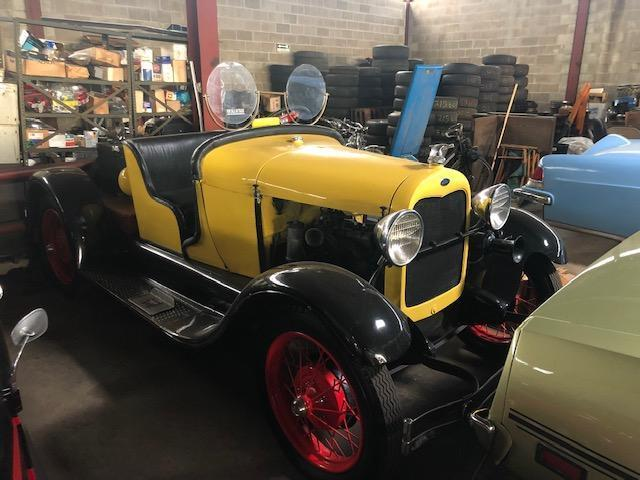 1930 FORD MODEL A SPEEDSTER COLLECTIBLE VEHICLE VN:N/A