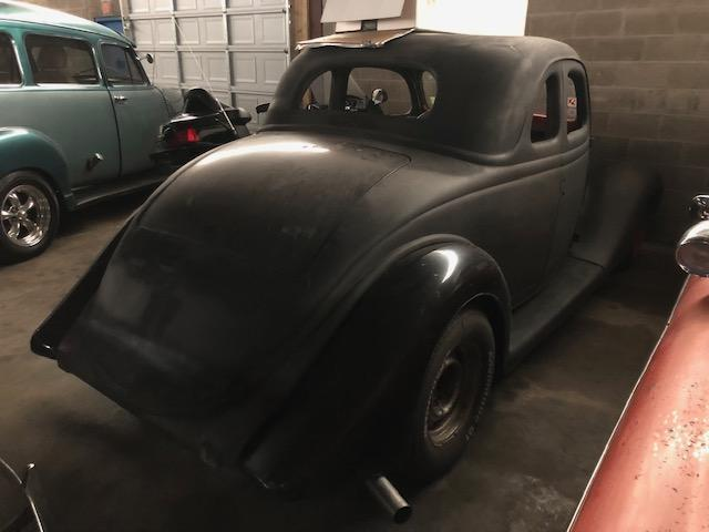 1935 FORD COUPE COLLECTIBLE VEHICLE VN:N/A 350 Chevy