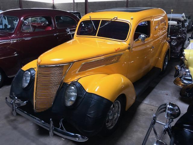 1937 FORD SEDAN DELIVERY COLLECTIBLE VEHICLE VN:N/A