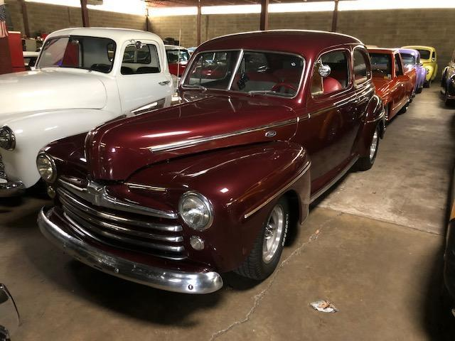 1947 FORD SEDAN DELUXE COLLECTIBLE VEHICLE VN:N/A 350
