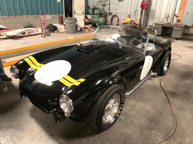 1962 SHELBY COBRA COLLECTIBLEVEHICLE VN:CSX2032 289