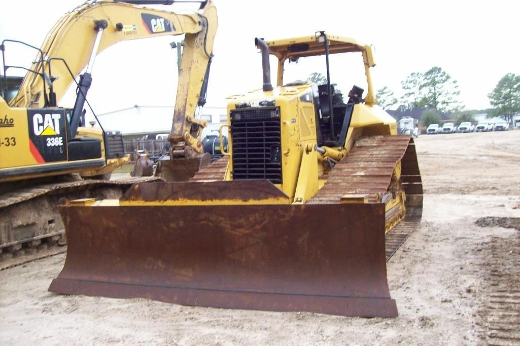 2012 CAT D6NLGP CRAWLER TRACTOR SN:GHS01312 Powered By