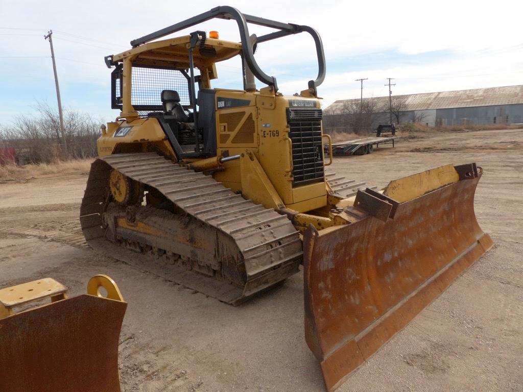 2011 CAT D6NLGP CRAWLER TRACTOR SN:DJY01358 Powered By