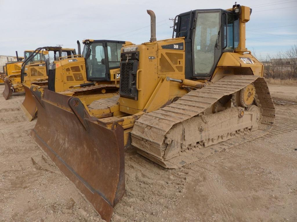 2012 CAT D6NLGP CRAWLER TRACTOR SN:GH500647 Powered By