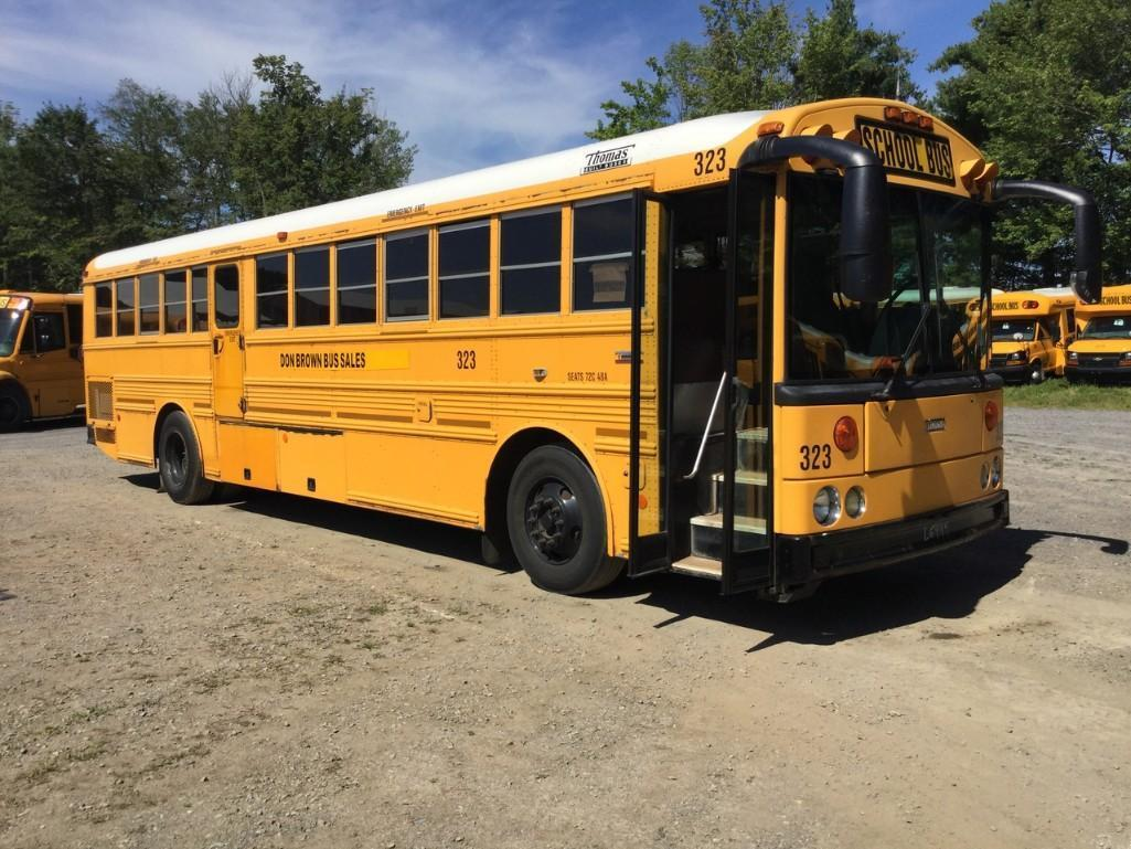 2011 INTERNATIONAL IC CE300 VN:289096 Powered By