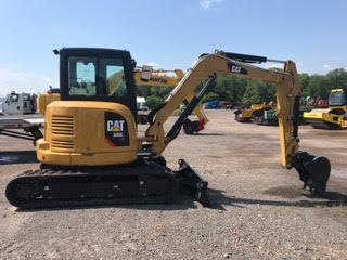 UNUSED CAT 305E2 HYDRAULIC EXCAVATOR Powered By Cat