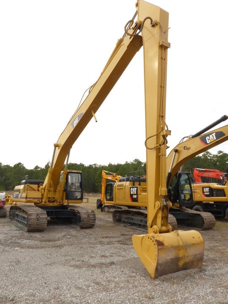 CAT 330L LONG REACH EXCAVATOR SN:5YM00601 Powered By