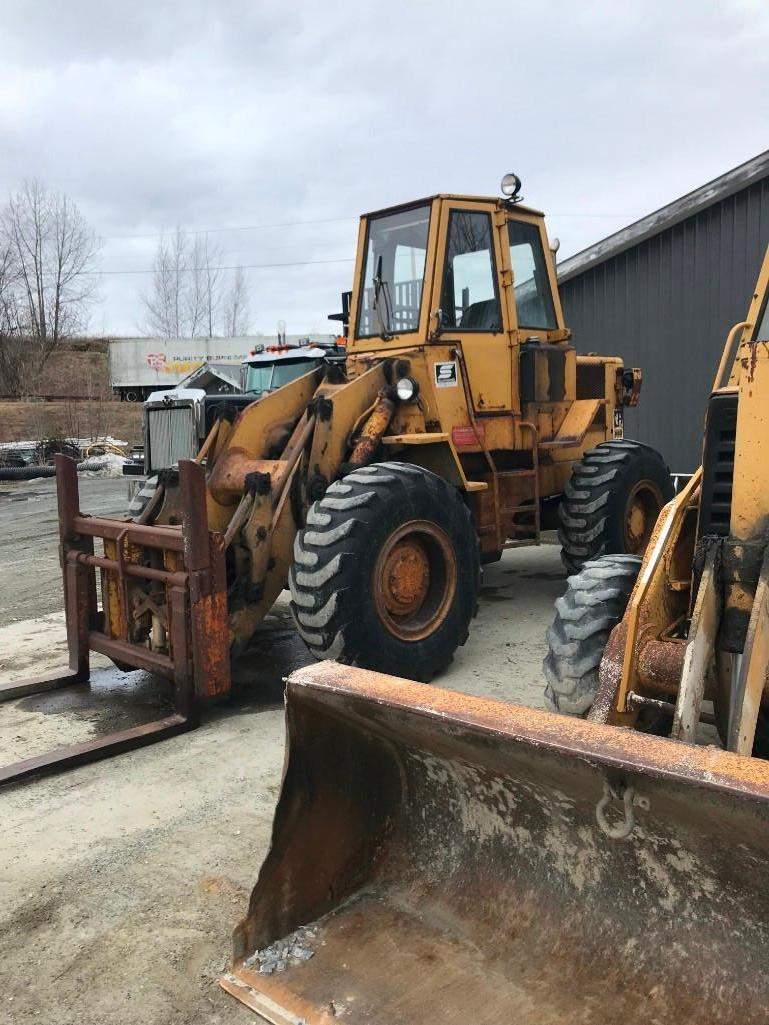 CAT 930 RUBBER TIRED LOADER SN:41K10464 Powered By Cat